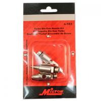 S-183 Turbo Blow Gun Nozzle Kit, (3-Piece)