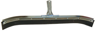 24 STEEL CURVED SQUEEGEE