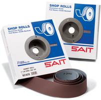 SANDING ROLLS 1 120 GRIT 50 YARDS