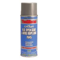 Heavy Duty Open Gear & Wire Rope Lubes, 12 ounce, Aerosol Can