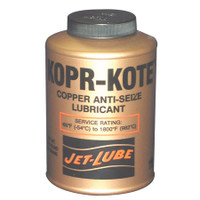 High Temperature Anti-Seize & Gasket Compounds, 1/2 pound Can