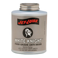 White Knight Food Grade Anti-Seize Compounds, 1 pound Brush Top Can