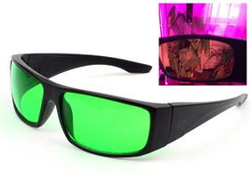 LED/GLASSES UV LIGHT