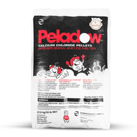 CALCIUM CHLORIDE 50 LB ice melt chemical-PELADOW