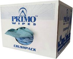 PRIMO WIPES CRUSHPACK BLUE
