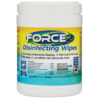 FORCE2 DISINFECTING WIPES PK220