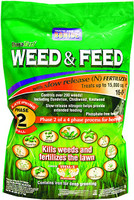 WEED & FEED 15M