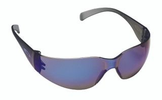 GLASSES SAFETY CLEAR BLUE