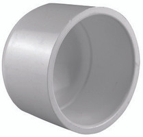 CAP PVC SCHEDULE 40 3 SLIP