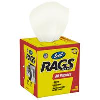RAGS IN A BOX 10 X 12 BOX 200 8 PER CASE