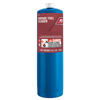 CYLINDER PROPANE 14.1 OUNCE