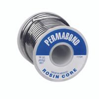 Alpha Metals 16 ounce Rosin Core Solder Wire 0.125 inch Diameter Tin Lead 1 piece