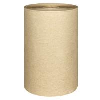 SCOTT HARD ROLL BROWN TOWEL
