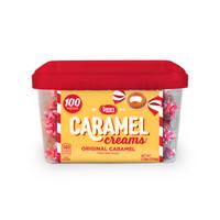 CARAMEL CREAMS CHANGE MAKER