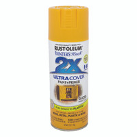 Rust-Oleum Painter's Touch Ultra Cover Gloss Marigold Spray Paint 12 ounce