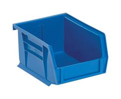 BIN 5-3/8 X 4-1/8 X 3 BLUE