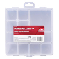 MEDIUM STORAGE BOX 13 COMPARTMENTS