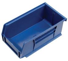 BIN 7-3/8 X 4-1/8 X 3 BLUE