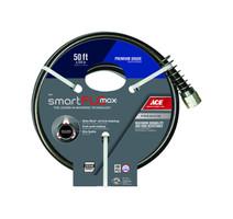 Ace SmartFLO 5/8 in. Dia. x 50 ft. L Premium Grade Garden Hose