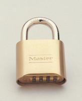 Master Lock 1-11/16 in. H x 7/8 in. W x 2 in. L Steel Double Locking Padlock 1 pk