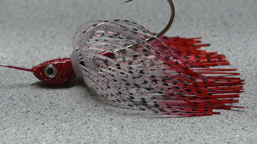 Red Sparkle Series - Red Ghost - RS001