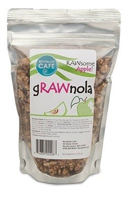 Case - Raw Sprouted Paleo gRAWnola (12/ case)