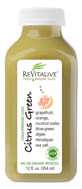 Juices & Shots - Juice Flavors - Revitalive® Cold Pressed
