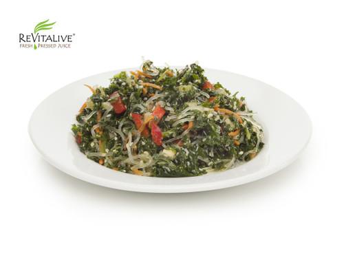 Kale Seaweed Salad