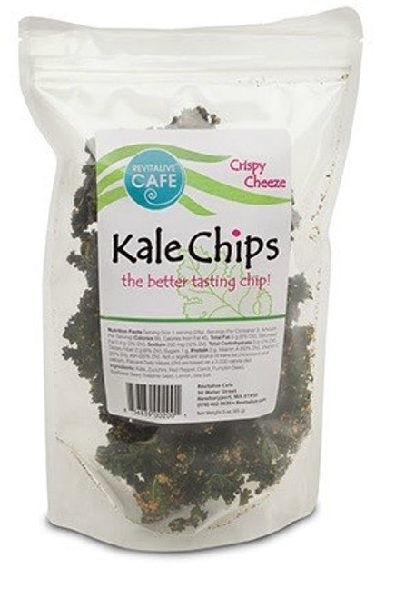 Case - Vegan Cheezy Kale Chips - (12/ case)