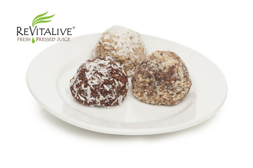 Raw Chocolate Macaroons (4 pack)