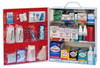 3 Shelf First Aid Cabinet, Filled