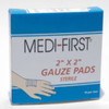 """2"""" x 2"""" Sterile Gauze Pads (25 Count)"""