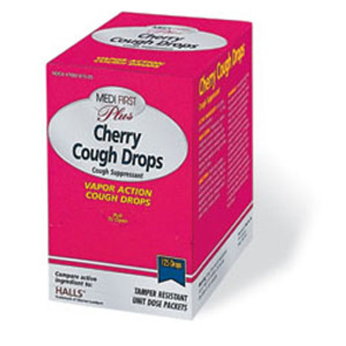 Cherry Cough Drops - Box of 125