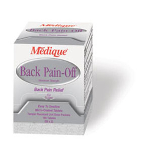 Back Pain Off - Box of 100