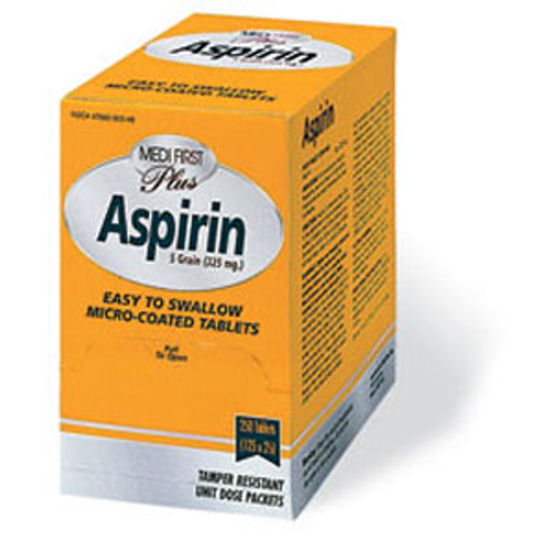 Aspirin - Box of 250