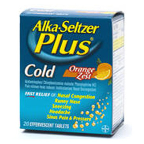 Alka Seltzer Plus - Box of 36