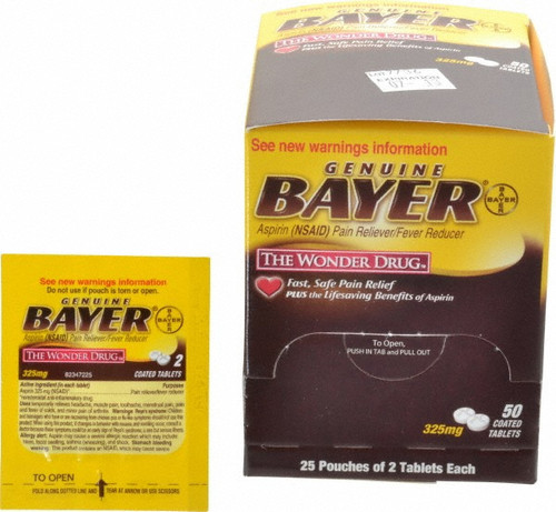 Bayer - Box of 50