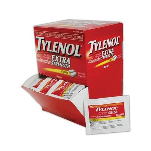 Tylenol Extra Strength - Box of 100