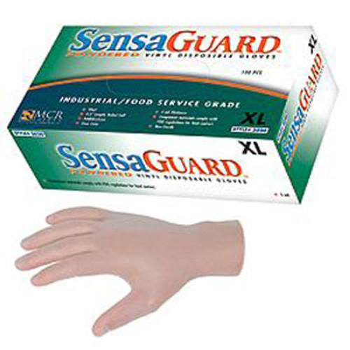 Box of Vinyl Gloves - Powder