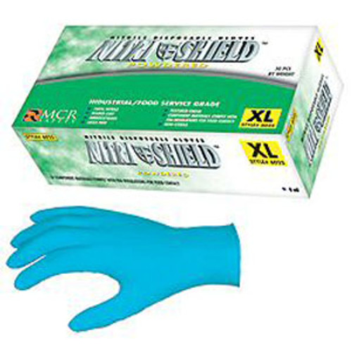Box of Nitrile Disposable Blue (8ML)