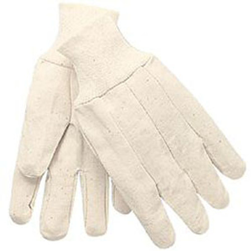 Cotton Canvas Gloves- 1 dozen