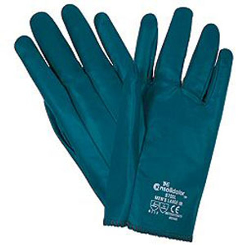 Consolidator Blue Nitrile Gloves (Ladies)1 dozen
