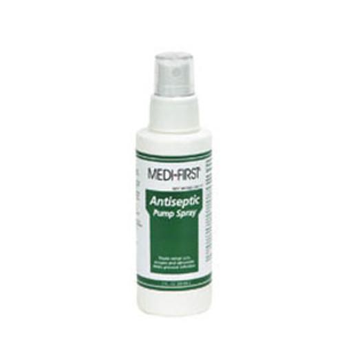 Antiseptic Pump (2 oz.)