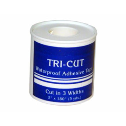 Tri Cut Waterproof Adhesive Tape (5 yds.)