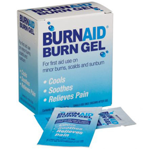 BurnAid Packets (25 count)