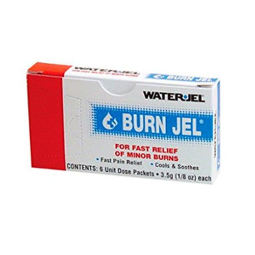 Burn Jel Packets (6 count)