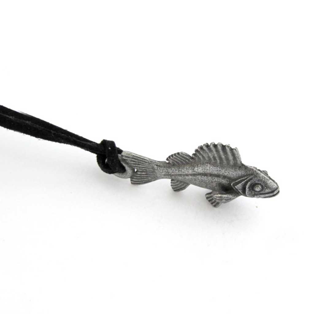 Right side of fish anatomy necklace