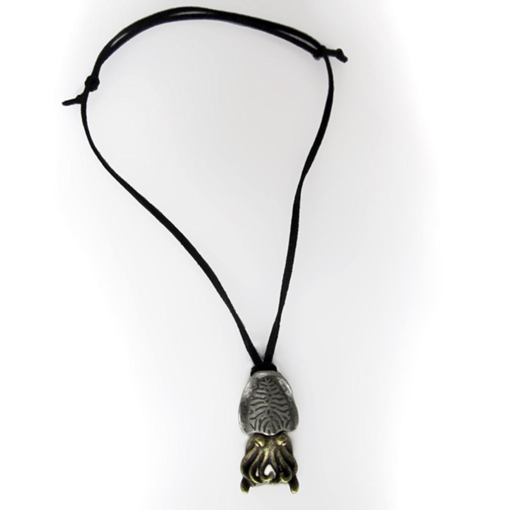 Cuttlefish Necklace