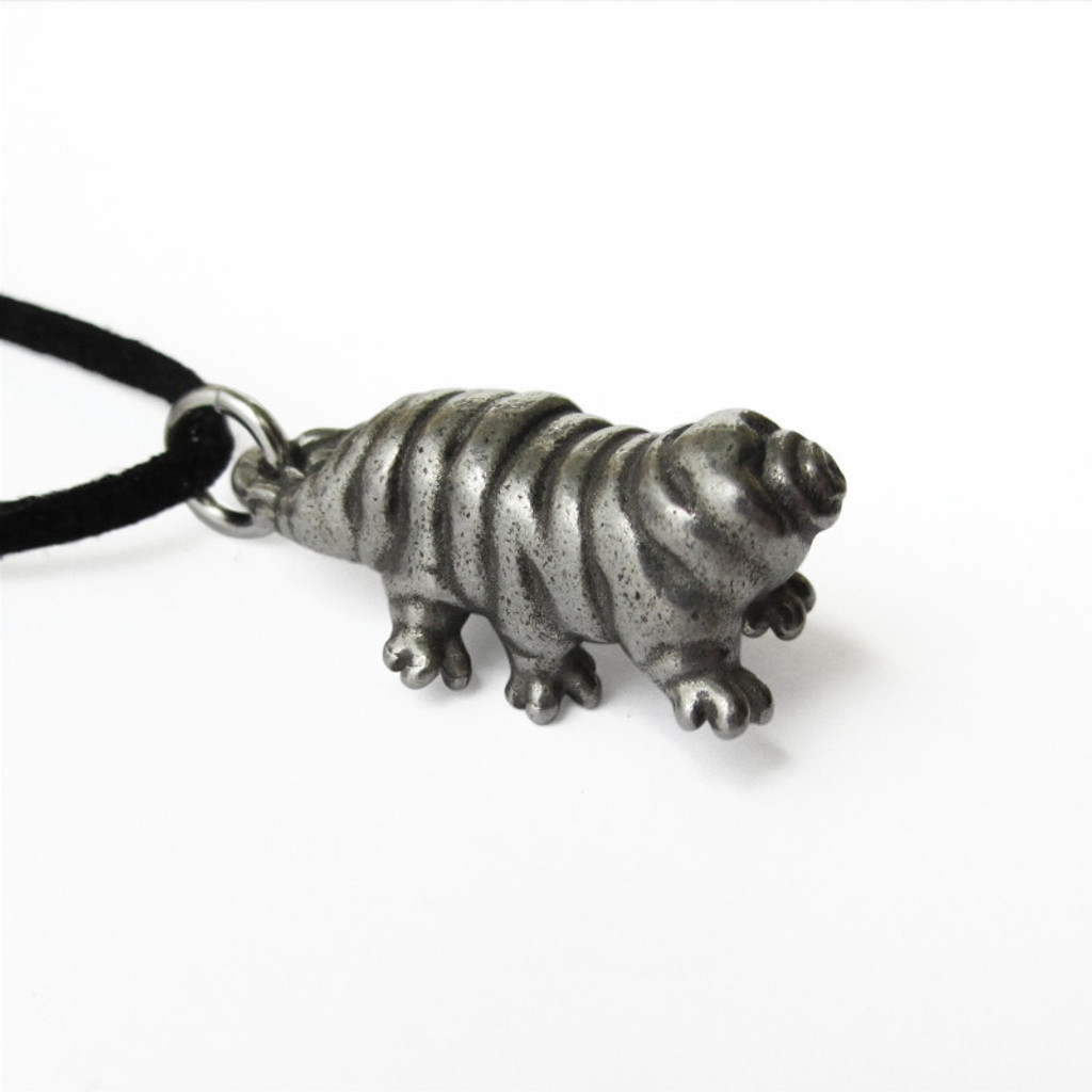 Tardigrade Necklace