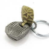 Lithics, knapping keychain